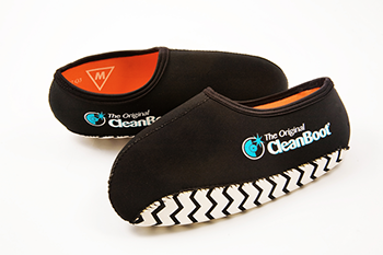 The CleanBoot Australia Overshoes Pair